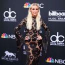 Ashlee Simpson – Billboard Music Awards 2018 in Las Vegas - 454 x 711