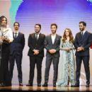 Elçin Sangu and Baris Arduç : Golden Butterfly Awards 2016