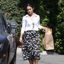 Vanessa Hudgens Shopping In La