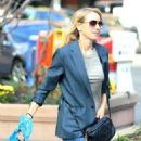 Naomi Watts is all smiles while out and about in New York City, New York with her mom Myfanwy Edwards Roberts on October 17, 2016 - 454 x 578