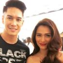 Luis Alandy and Jennylyn Mercado