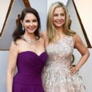 Ashley Judd and Mira Sorvino At The 90th Annual Academy Awards (2018) - 407 x 600