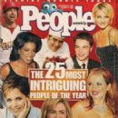 Meredith Vieira - People Weekly Magazine Cover [United States] (4 January 1998)