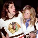 Glenn Frey and Lynn Schiller - 454 x 528
