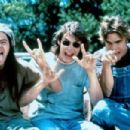 Jason London, Sasha Jenson And Rory Cochrane In Dazed And Confused (1992).