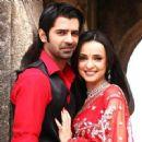 Barun Sobti and Sanaya Irani