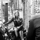 Kate Moss for Matchless Fall 2013 Ad Campaign