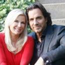 Katherine Kelly Lang and Thorsten Kaye
