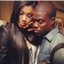 Kevin Hart and Eniko Parrish - 454 x 454