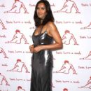 Padma Lakshmi – Take Home a Nude Art Party and Auction New York Academy of Art Benefit - 454 x 676