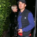 Katy Perry and Orlando Bloom at Giorgio Baldi in Santa Monica - 454 x 682