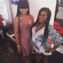 Blac Chyna at The Blac Chyna In Store at Blink Optical in Philadelphia, PA - May 30, 2015 - 454 x 448
