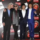 The Rolling Stones celebrate their 50th anniversary with an exhibition at Somerset House on July 12, 2012 in London, England - 454 x 496