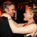 Anna Paquin and Sam Trammell at The Emmy Awards - HBO Party - Inside