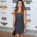 Kayla Ewell - Spike TV's Scream 2010 Held At The Greek Theatre On October 16, 2010 In Los Angeles, California - 454 x 681
