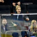 Jennifer Lawrence – New York Rangers v Buffalo Sabres NHL Hockey Game in NY