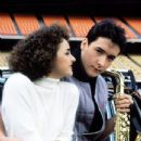 Diane Franklin and John Cusack