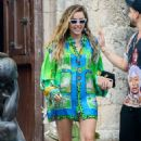 Miley Cyrus – Out in Miami Beach