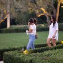 Selena Gomez – Out in LA