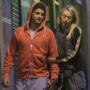 Grigor Dimitrov and Maria Sharapova in Madrid