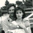 Alexandra Paul and Jeff Bridges