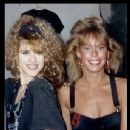 Val & I back in the late 80's