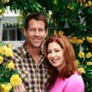 James Denton and Dana Delany