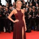 Blake Lively Grace Of Monaco Cannes Premiere