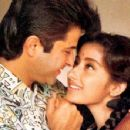 Manisha Koirala and Anil Kapoor