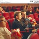 Left: Simon McBurney as Aaron; Right: Ty Burrell as Aaron; Photo by: Mark Lipson/courtesy of Sony Pictures Calssics, all right reserved.