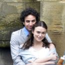 Keira Knightley – Filming 'Official Secrets' in Wetherby - 454 x 415