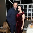 Dita Von Teese – Roland Mouret's The Dinner of Love in LA
