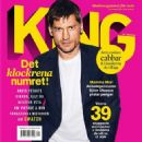 Nikolaj Coster-Waldau - King Magazine Cover [Sweden] (April 2016)