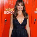 Mary Lynn Rajskub – 'Night School' Premiere in Los Angeles - 454 x 681
