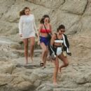 Bruna Marquezine and Fiorella Gelli Mattheis – Wearing Bikini in Mykonos - 454 x 302