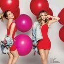 Fabiola Guajardo - Cosmopolitan Magazine Pictorial [Mexico] (April 2018) - 454 x 618