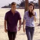 Desmond Harrington and Jennifer Carpenter