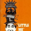 PROGRAM FROM THE 1962 BROADWAY BOUND MUSICAL ''LITTLE ME'' - 454 x 694