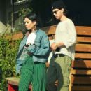 Vanessa Hudgens and Austin Butler – Out for Lunch in LA - 454 x 681