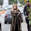 Suki Waterhouse Style – Out in LA 02/15/2019