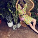 Crista Cober - Elle Magazine Pictorial [Canada] (January 2017) - 454 x 302