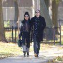 Robert Pattinson Romantic Lunch Date with Girlfriend FKA Twig (November 02, 2014)