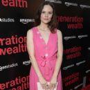 Sarah Ramos – 'Generation Wealth' Premiere in Los Angeles