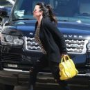 Kyle Richards stops by Barneys New York to do some shopping in Beverly Hills, California on March 31, 2017 - 454 x 595