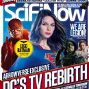 Supergirl - Scifinow Magazine Cover [United Kingdom] (February 2017)