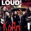 Korn - Loud Magazine Cover [Portugal] (December 2016)