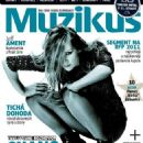 Sandra Nasic - Muzikus Magazine Cover [Czech Republic] (November 2011)