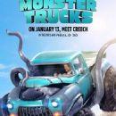 Monster Trucks (2016) - 454 x 708
