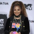 Janet Jackson – 2018 MTV Europe Music Awards in Bilbao - 454 x 681