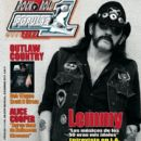 Lemmy - Popular 1 Magazine Cover [Spain] (December 2010)